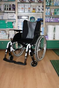 Location de Fauteuils roulants de type Action 4NG Invacare