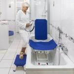Equipement de salle de bains - Elévateur Orca