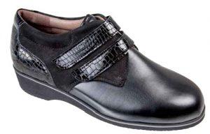 Chaussures médicales, paramédicales et de confort, marque Hergos