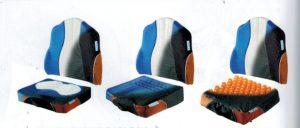 Positionnement - Kit dossier et coussin systam