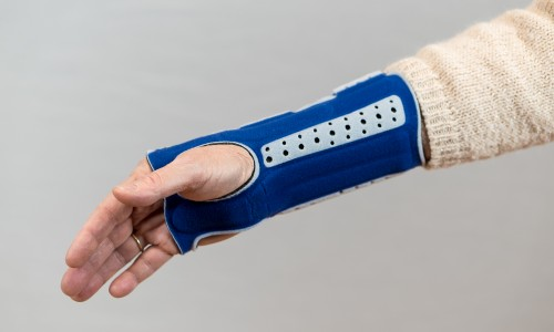 Orthèse de poignet Manuloc